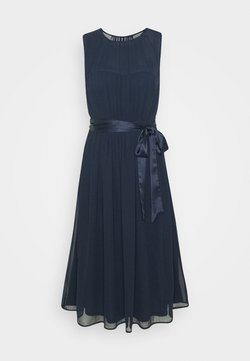 Nly by Nelly - SUCH A DREAM MIDI DRESS - Cocktailkleid/festliches Kleid - navy