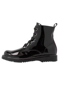 Tommy Hilfiger - Veterboots - black