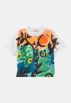 Marni - MAGLIETTA - T-Shirt print - white