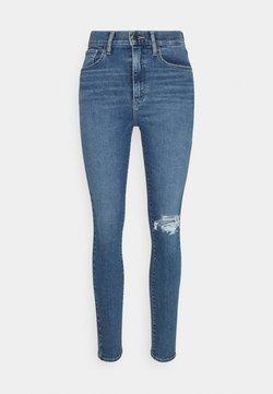 Levi's® - MILE HIGH SUPER SKINNY - Jeans Skinny Fit - venice spring