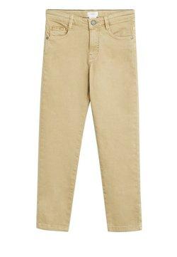 Mango - PERU - Straight leg jeans - open beige