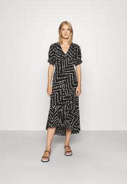 Diane von Furstenberg - ORLA DRESS - Maxiklänning - black