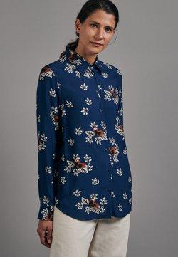 Seidensticker - LANGARM - Hemdbluse - blau