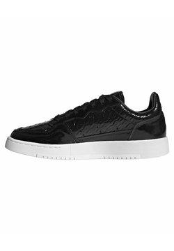 adidas Originals - SUPER COURT - Zapatillas - core black