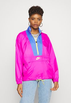 Nike Sportswear - Windbreaker - fire pink/sapphire/laser orange