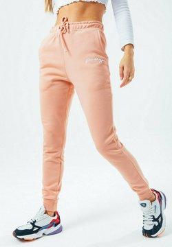 Hype - SIGNATURE - Jogginghose - pink