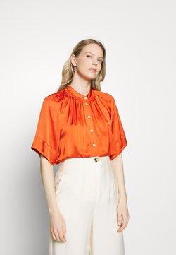 Part Two - DORIA - Camisa - orange sunset