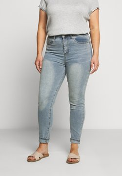 Glamorous Curve - Jeans Skinny Fit - vinatge light wash