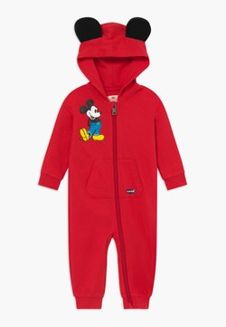 Levi's® - PLAY ALL DAY MICKEY BABY - Jumpsuit - super red