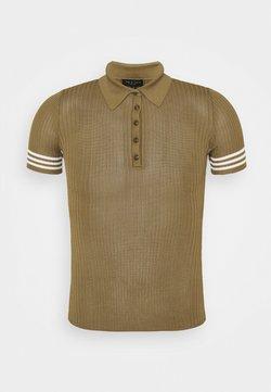 rag & bone - PEYTON BLACK LABEL - Poloshirt - deepolive