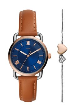 Fossil - COPELAND - Montre - brown