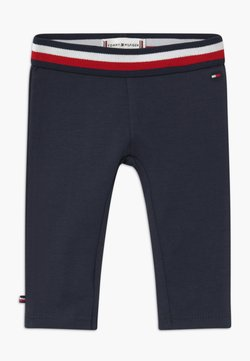 Tommy Hilfiger - BABY SOLID - Legging - blue