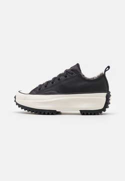 Converse - RUN STAR HIKE  - Trainers - black/almost black/egret