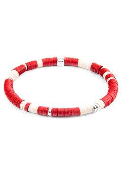 Anchor & Crew - DISC - Bracelet - red