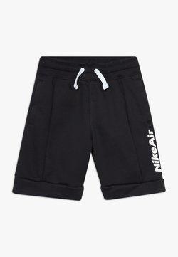 Nike Sportswear - RAGAZZO - Shorts - black/white