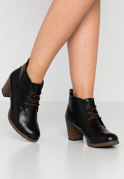 Marco Tozzi - Boots à talons - black