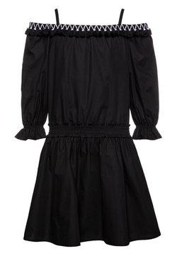 Patrizia Pepe - Blusenkleid - black