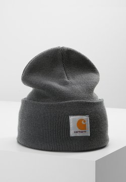 Carhartt WIP - WATCH HAT - Mütze - blacksmith