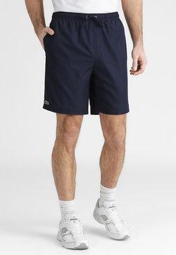 Lacoste Sport - HERREN SHORT - Short de sport - navy blue