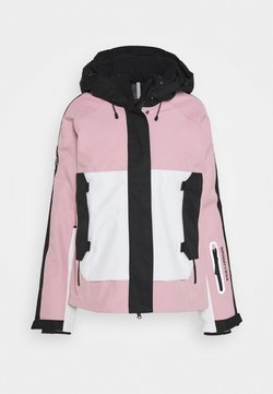 Superdry - FREESTYLE ATTACK JACKET - Kurtka narciarska - soft pink