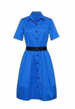 Hexeline - Sukienka koszulowa - niebieska