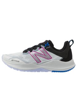 New Balance - NITREL V4 - Zapatillas de trail running - grey