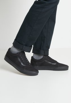 Vans - OLD SKOOL - Skateschuh - black