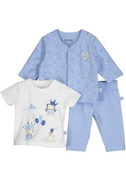 Blue Seven - SET - Vest - blau aop