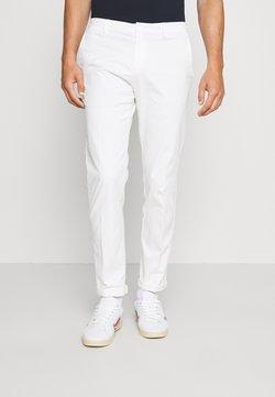 Tommy Hilfiger Tailored - FLEX SLIM FIT PANT - Broek - white