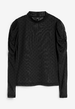 Next - Camiseta de manga larga - black