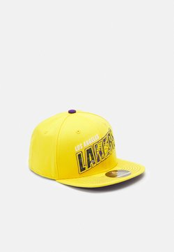 Outerstuff - NBA LA LAKERS STREET SNAPBACK UNISEX - Casquette - bright yellow