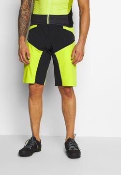 Vaude - ME VIRT SHORTS - kurze Sporthose - bright green