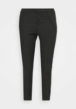 Vero Moda Petite - VMVICTORIA ANTIFIT ANKLE PANTS  - Pantalones - peat
