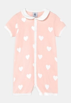 Petit Bateau - COMBICOURT - Pyjama - minois/marshmallow
