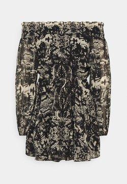 NIKKIE - FAYLEE DRESS - Freizeitkleid - black