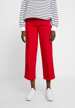 Tommy Hilfiger - BELL BOTTOM - Jeans straight leg - primary red