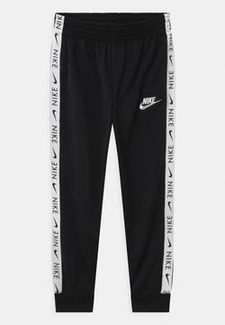Nike Sportswear - SET - Survêtement - black/white