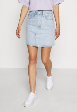 Levi's® - DECON ICONIC SKIRT - Minirock - check ya later