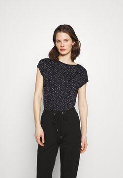 Opus - SOWERA DOT - T-Shirt print - forever blue