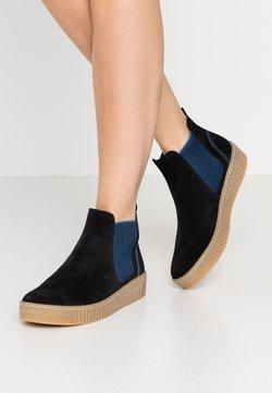 Gabor - Ankle Boot - pazifik/blau