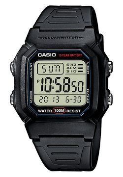 Casio - Montre à affichage digital - schwarz