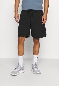 Jordan - JUMPMAN DIAMOND - Shorts - black