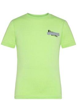 Boxeur Des Rues - T-shirt con stampa - lime