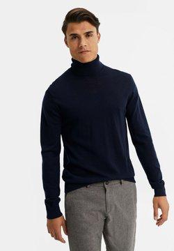 WE Fashion - Strickpullover - dark blue