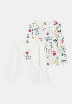 Petit Bateau - 2 PACK - Langarmshirt - multi-coloured