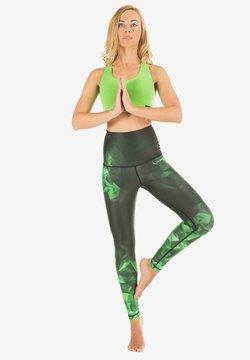 Winshape - HWL102 RUBIN HIGH WAIST -TIGHTS - Tights - smaragd