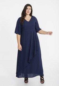 SPG Woman - Robe longue - navy blue