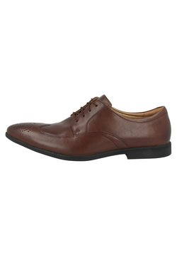 Clarks - Business-Schnürer - brown