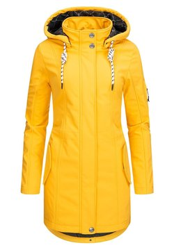 Peak Time - Parka - yellow
