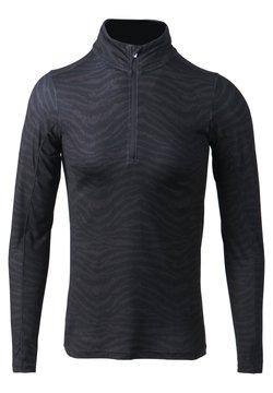 Endurance - Langarmshirt - black